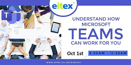 Microsoft Teams Workshop tickets