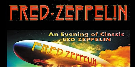 Fred Zepplin live at Eleven Stoke tickets