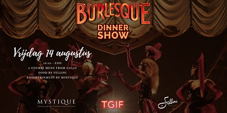 TGIF Presents: BURLESQUE! tickets