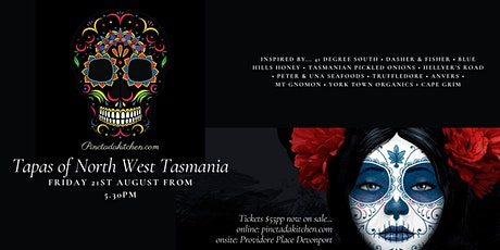 Tapas of North West Tasmania tickets