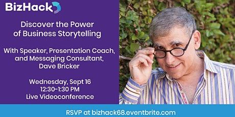 Discover the Power of Business Storytelling tickets