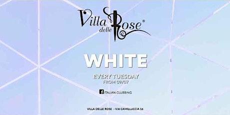 Martedi Villa delle Rose Riccione biglietti