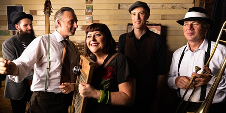 Melody Graves & The Hokum Redemtion tickets