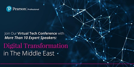 Virtual Tech Conference: Digital Transformation in The Middle East tickets