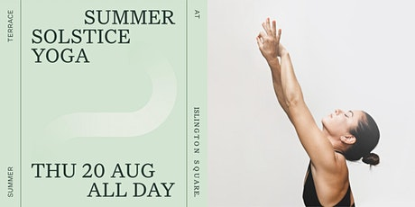 Summer Solstice Yoga tickets