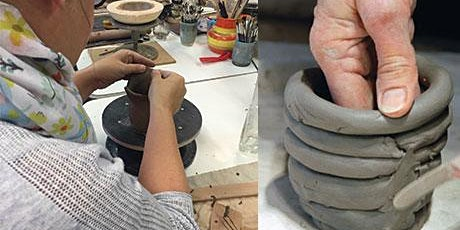 Drop In Pottery (Monday Afternoon 17th August) tickets