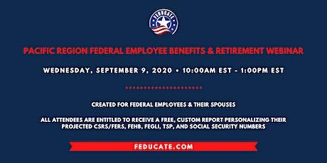DMV Area Federal Employee Benefits & Retirement Webinar tickets