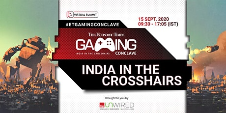 The Economic Times Gaming Conclave 2020 tickets