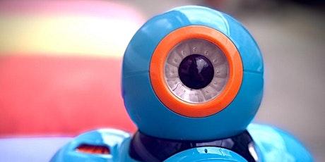 AUSGEBUCHT Robotics mit Dash & Dot: Roboter bauen & programmieren Tickets