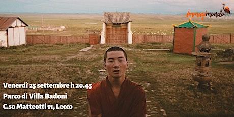 La Macchia Mongolica - Massimo Zamboni @Immagimondo biglietti