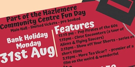 Hazlemere Community Cinema tickets