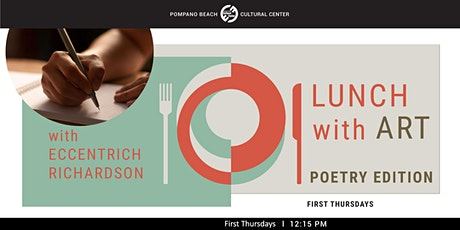 Lunch with Art: The Poetry Edition tickets