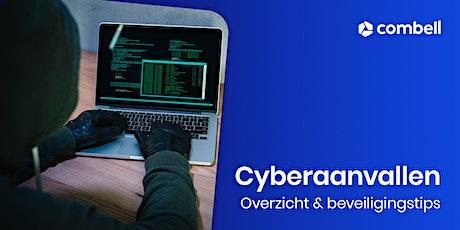 Cyberaanvallen: Overzicht, gevolgen en beveiligingstips tickets