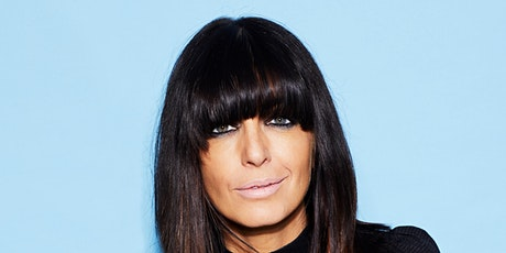 In conversation with Claudia Winkleman to discuss QUITE tickets