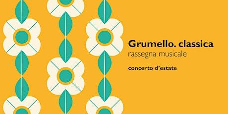 Grumello.classica. SAXWOOD - Saxophone Quartet biglietti
