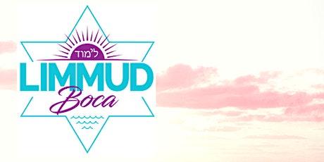 Limmud Boca 2021 tickets