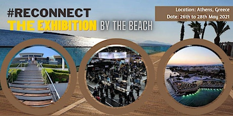 RECONNECT THE EXHIBITION BY THE BEACH tickets