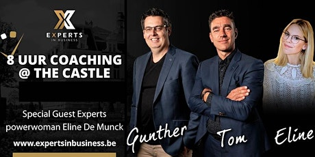 8u High-end OUTDOOR Business-Coaching met oa Eline De Munck twv 895€ tickets