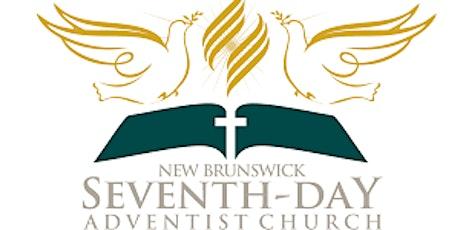 New Brunswick SDA Church In-Person Service Registration tickets
