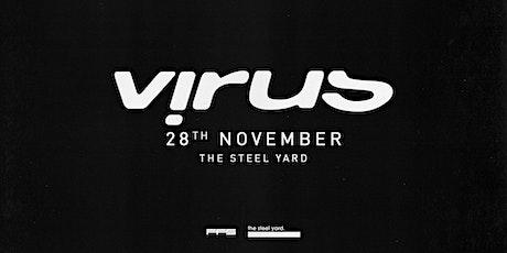 Virus Recordings –London tickets