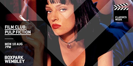 Film Club: Pulp Fiction (Boxpark Wembley) tickets
