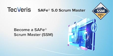 SAFe Scrum Master 5.0, Live Online Certification Course tickets