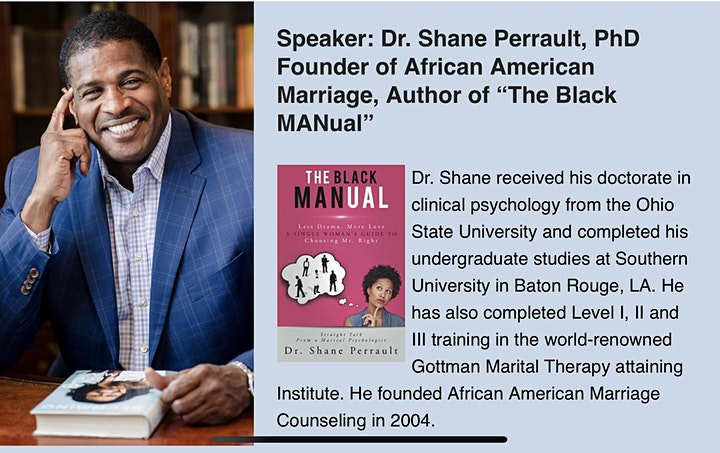 The Black MANual: Less Drama, More Love image
