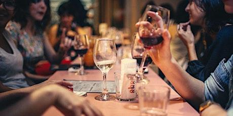 Wein & Doodle Meet-up für Unternehmerinnen Tickets