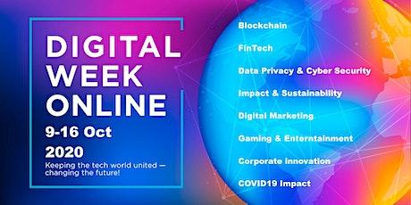 Digital Week Online Autumn 2020 tickets