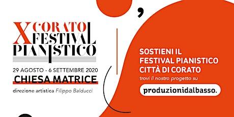 Festival Pianistico Città di Corato biglietti