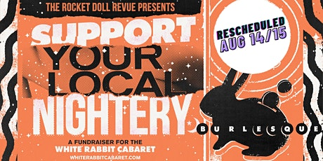 Support Your Local Nightery! (Friday) tickets