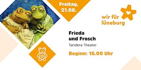 Theater im Kurpark – Frieda und Frosch Tickets