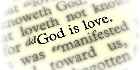 You Tell Them! God is love and God loves us. tickets