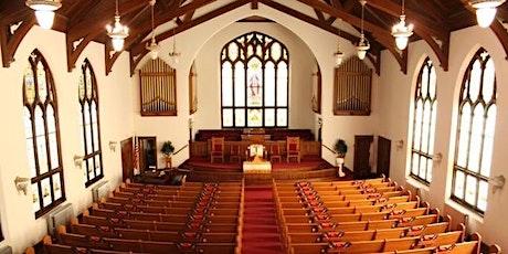 11:00 AM Worship Service - August 9,2020 tickets