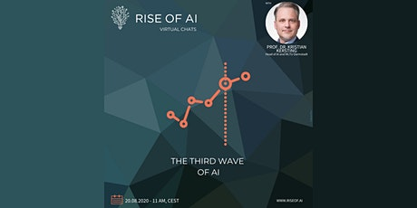Rise of AI Virtual Chat | The Third Wave of AI tickets