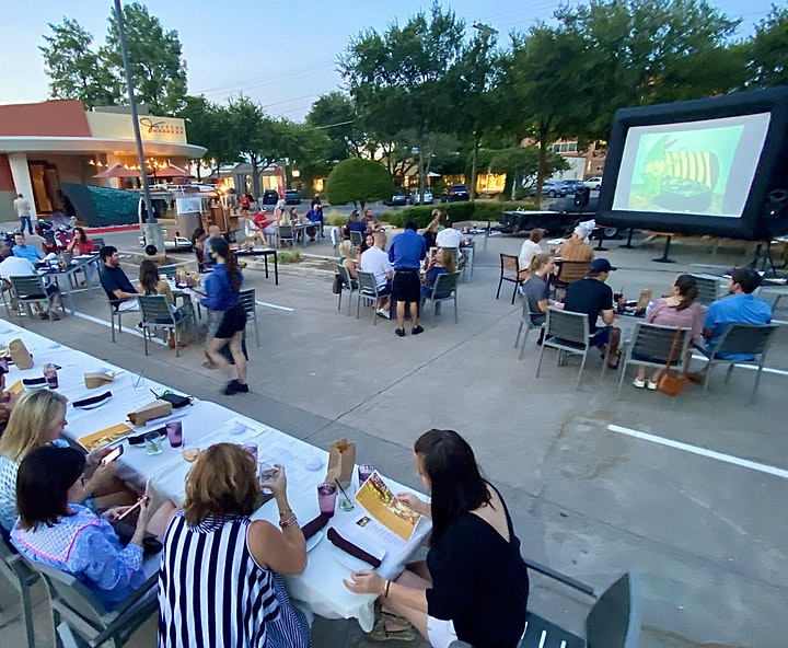 Backyard Cinema Night | To Wong Foo, Thanks for Everything! image