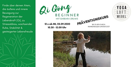 QI GONG BEGINNER /PRÄVENTIONSKURS tickets