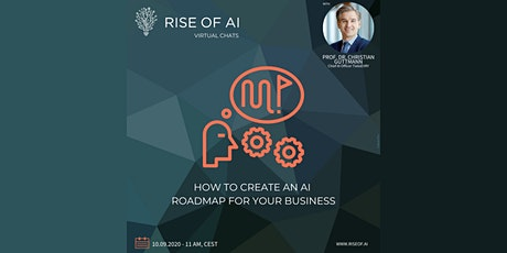Rise of AI Virtual Chat   How to create an AI Roadmap for your Business tickets