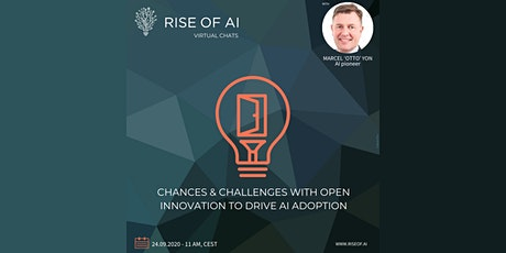 Rise of AI Virtual Chat | Chances & Challenges with Open Innovation tickets