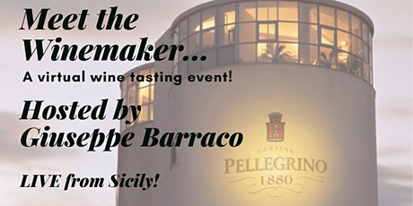 Meet The Winemaker - LIVE from Sicily tickets