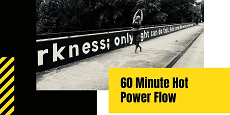 60 Minute Power Vinyasa Flow tickets