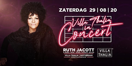Villa Thalia in Concert: Ruth Jacott tickets