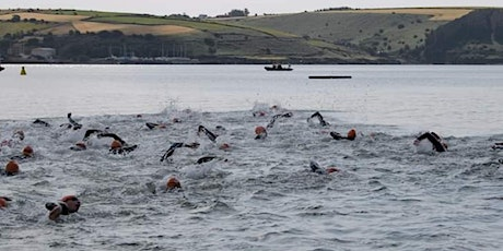 Experienced open water swimming session tickets