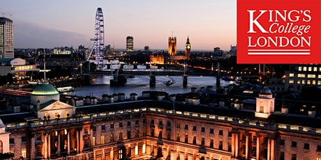 King's College London - Postgraduate Information Session - Thailand tickets