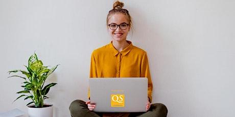 Salon Virtuel QS des Masters - Belgique billets