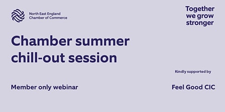 Chamber Summer Chill-Out Session tickets
