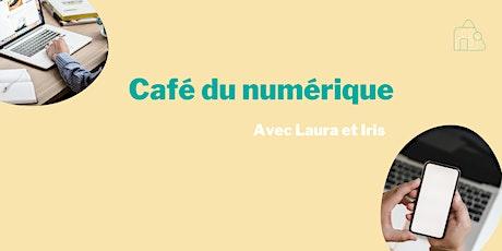 Café du numérique ! billets