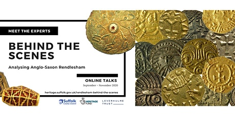 Behind the Scenes: The Money of Anglo-Saxon Rendlesham tickets