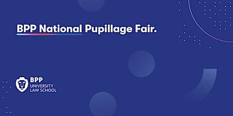 BPP National Pupillage Fair tickets
