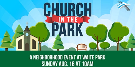 Church in the Park tickets